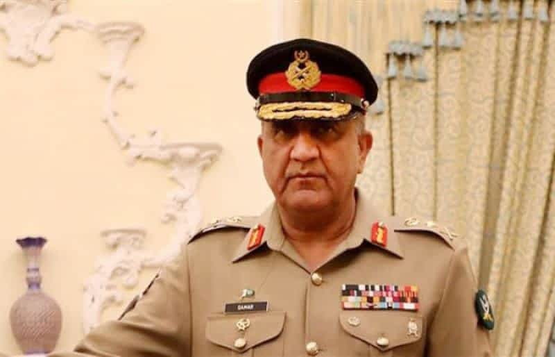 Discipline shall always remain guiding principles of our great nation: COAS Bajwa
