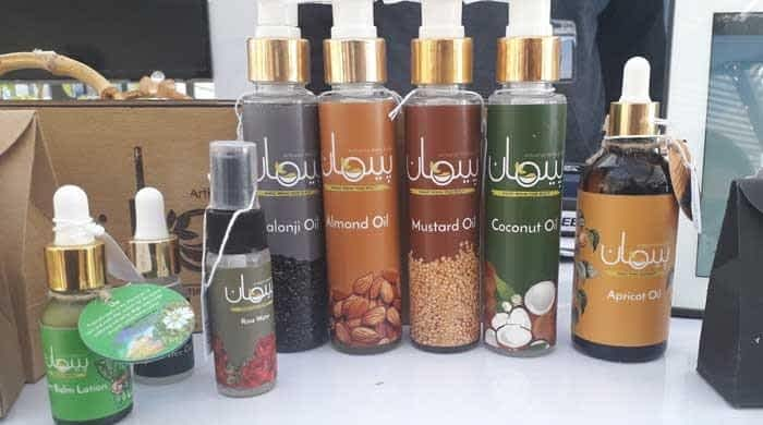 Paiman launch fair-trade artisanal herbs and hand-pressed oils