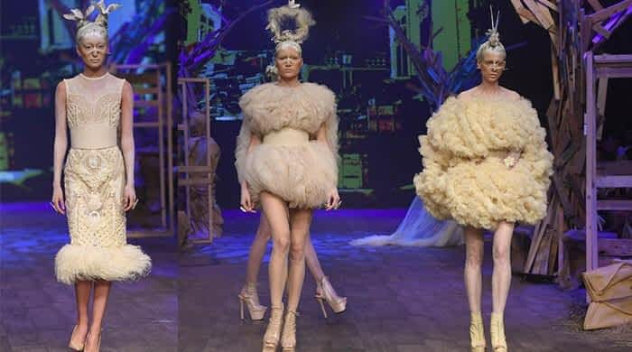 Amato Couture puts up a sartorial spectacle at FFD