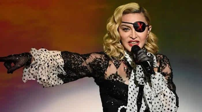 Madonna slapped by lawsuit for arriving hours late to her concerts