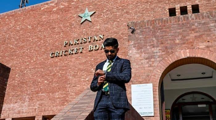 Skipper Babar Azam channels inner James Bond in latest PCB video