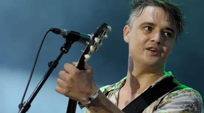 Pete Doherty arrested in Paris for cocaine possession