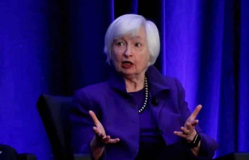 US Senate confirms Janet Yellen as first female Treasury chief