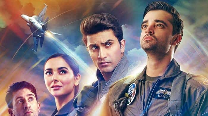 PAF's 'Parwaaz Hai Junoon' first Pakistani film to be released in China after 40 years