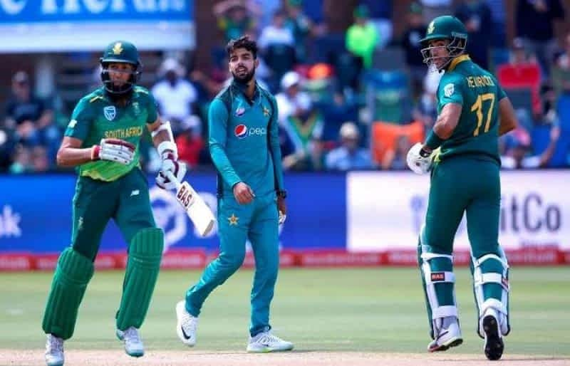 Cricket South Africa team arrives in Islamabad for security inspection