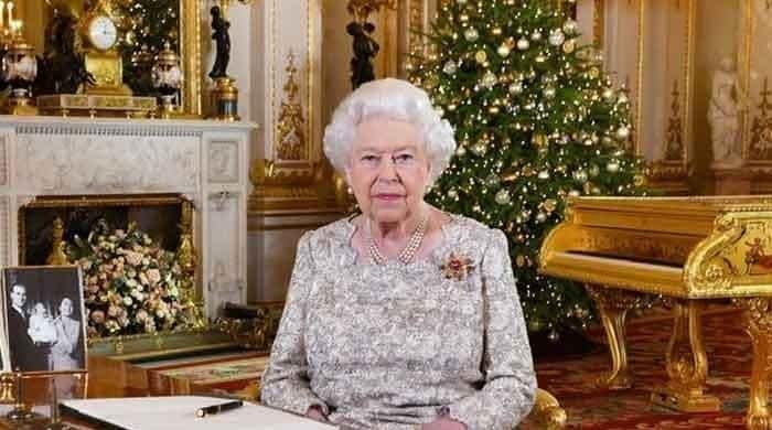 Queen Elizabeth seems to break royal Christmas tradition this year