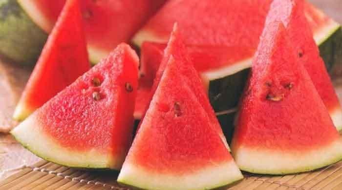 Watermelon, an ideal fruit for Ramzan