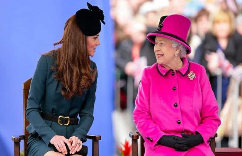 Kate Middleton's Relationship With The Queen Changed During COVID-19