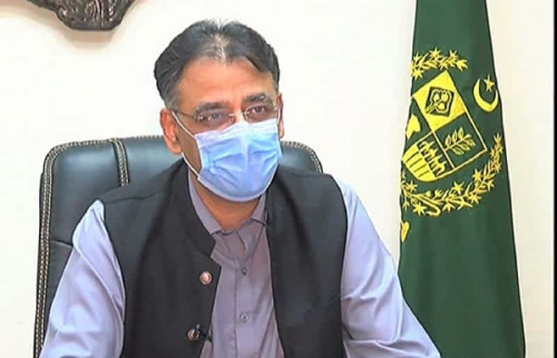 Procurement of COVID-19 vaccines will take some time: Asad Umar