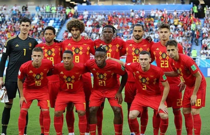 Belgium crowned FIFA team of year for third straight time