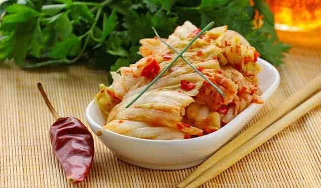 Chinese Kimchi takes over Korean dinner tables