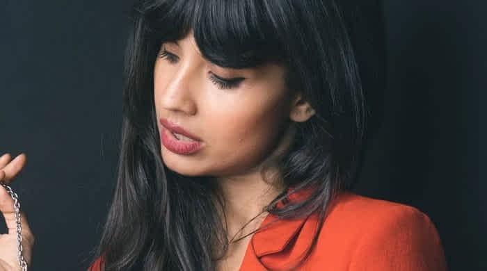 Jameela Jamil rejects ever having criticizing Kim Kardashian's SKIMS maternity line