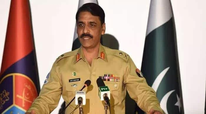 DG ISPR responds to requests from Pakistanis for wearing military style caps, shirts in PSL Final