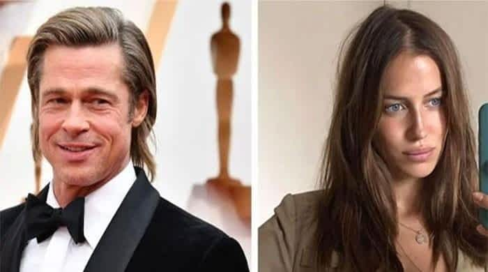 Has Nicole Poturalski, Brad Pitt's romantic journey come to an end as she reunites with husband?