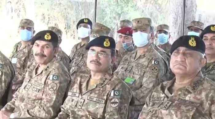 COAS Bajwa assures Pak Army will live up to nation's expectations