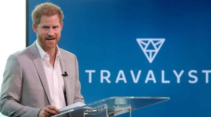 Prince Harry launches eco-tourism scheme after private jet criticism