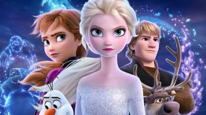 Disney's blockbuster 'Frozen II' continues to rule box office in second week