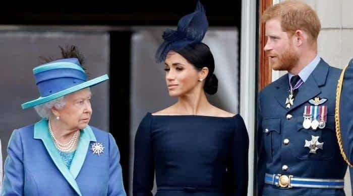 Meghan Markle given an earful for dodging UK visit and snubbing Queen Elizabeth