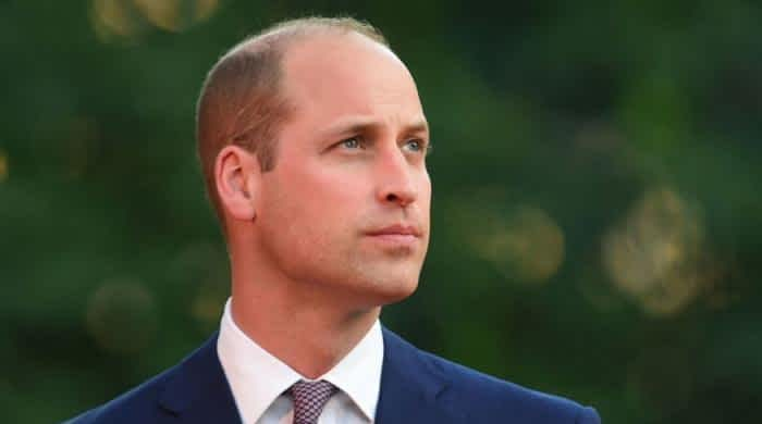 Prince William wants to 'get into shape' after England undergoes second lockdown