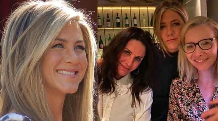 Jennifer Aniston's absence from virtual 'Friends' reunion angers fans