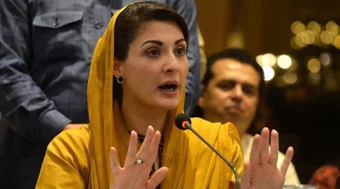 Maryam Nawaz lashes out at PM Imran Khan