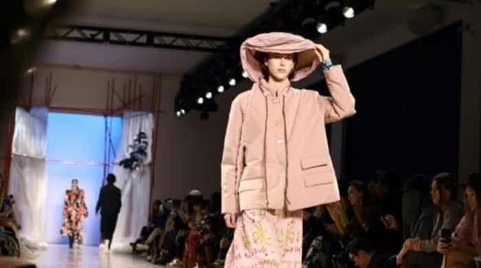 Rare sight at New York Fashion Week with empty seats amid coronavirus fears