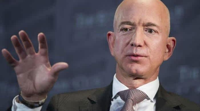 Amazon boss launches $10 fund to fight climate change