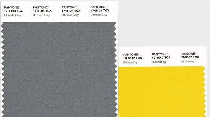 Pantone announces colour of the year for 2021