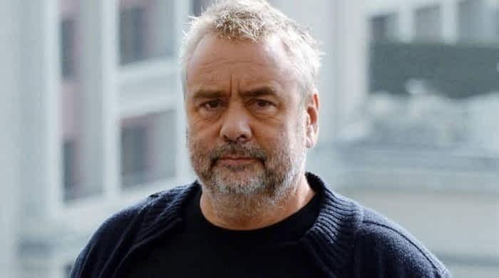 French director Besson speaks on allegations of indecent behaviour