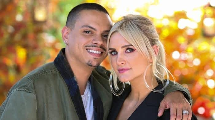 Ashlee Simpson, husband Evan Ross blessed with baby boy