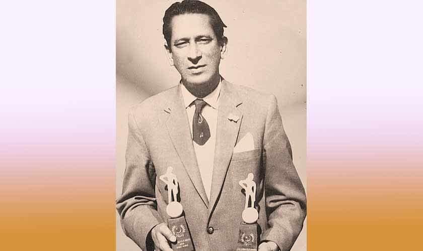 The original maestro | Art & Culture | thenews.com.pk