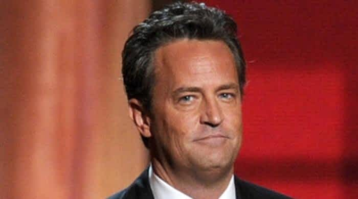 'Friends' star Matthew Perry gets engaged to longtime girlfriend Molly Hurwitz