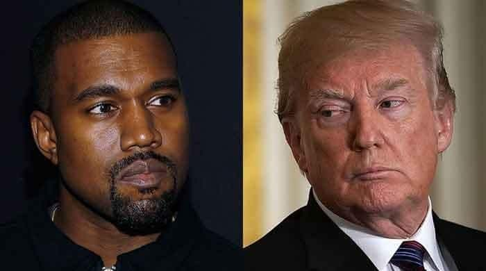 Kanye West's new song takes pro-Trump dedication to the next level