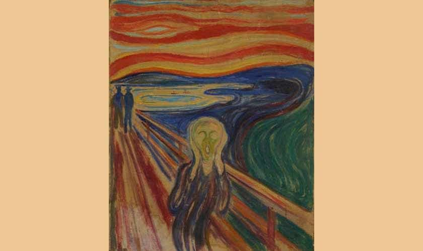 The Scream: Eight of Edvard Munch's most famous paintings are on display in virtual exhibition | Art & Culture | thenews.com.pk