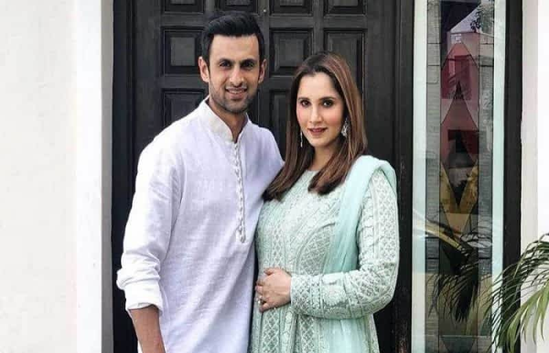 Shoaib Malik and Sania Mirza send warm New Year wishes to fans around the world