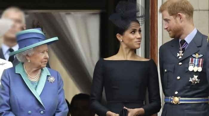 Meghan Markle drove a wedge between Prince Harry and the Queen?