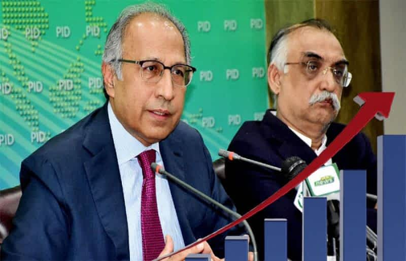 World is acknowledging economic growth of Pakistan: Abdul Hafeez Sheikh