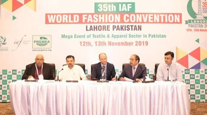 Lahore to first time host World Fashion Convention