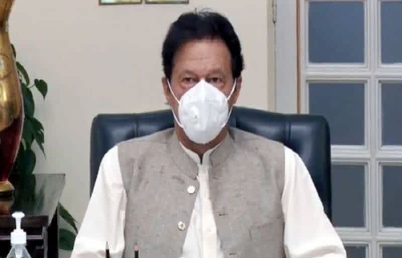 Opposition parties doing 'reckless politics' over people's safety: PM Imran Khan