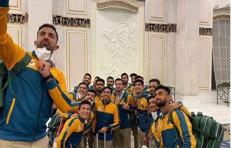 Pakistan squad denied permission to train amid coronavirus fears