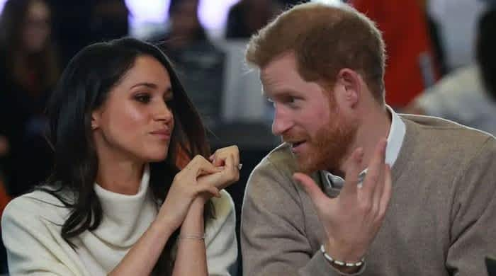 Meghan Markle, Prince Harry defend political moves with Queen's unearthed claims