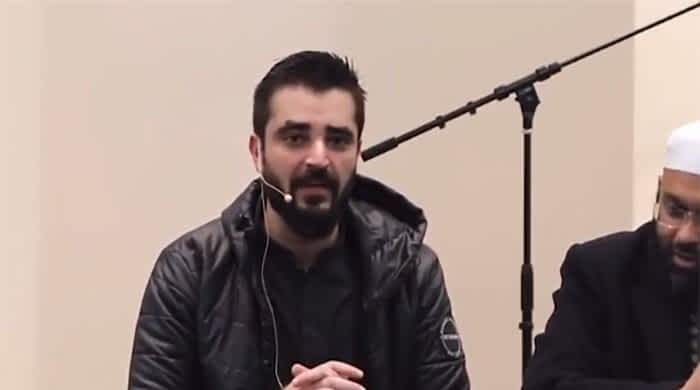 Hamza Ali Abbasi dishes details about his first-ever book: 'Obviously its about God'